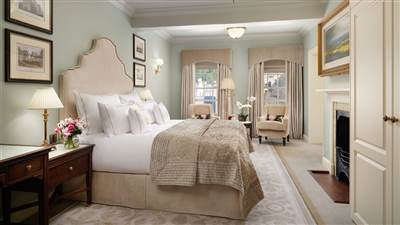 Deluxe Rooms in a Luxury Accommodation in Yorkshire at Grantley Hall