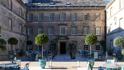 Grantley Hall Norton Courtyard