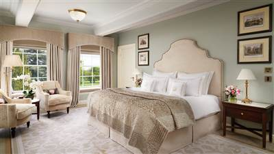 Executive  Rooms at Grantley Hall 5 Star hotel in Ripon