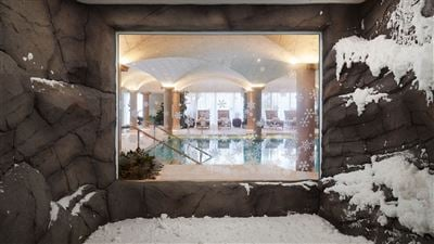 Hotels in Yorkshire with Snow Room at Luxury Grantley Hall
