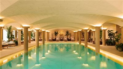 Hotels in North Yorkshire with Swimming Pool at Grantley Hall