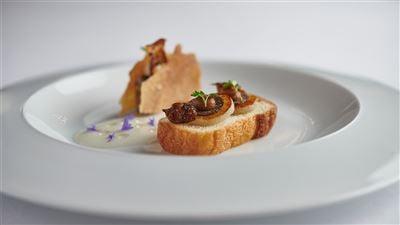 Shaun Rankin Restaurant Jerusalem Artichoke Velute