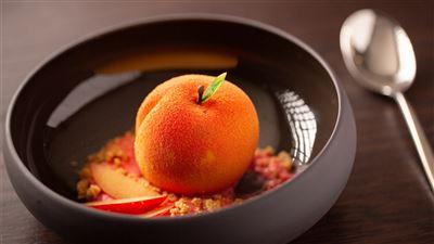 Eighty Eight Lucky Peach