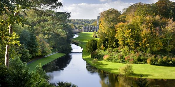 Fountains Abbey and Studley Royal (1)