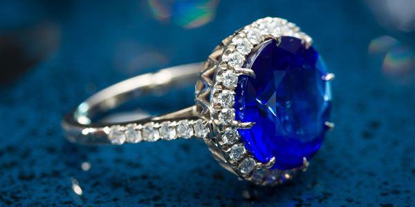 Sapphire Ring 2