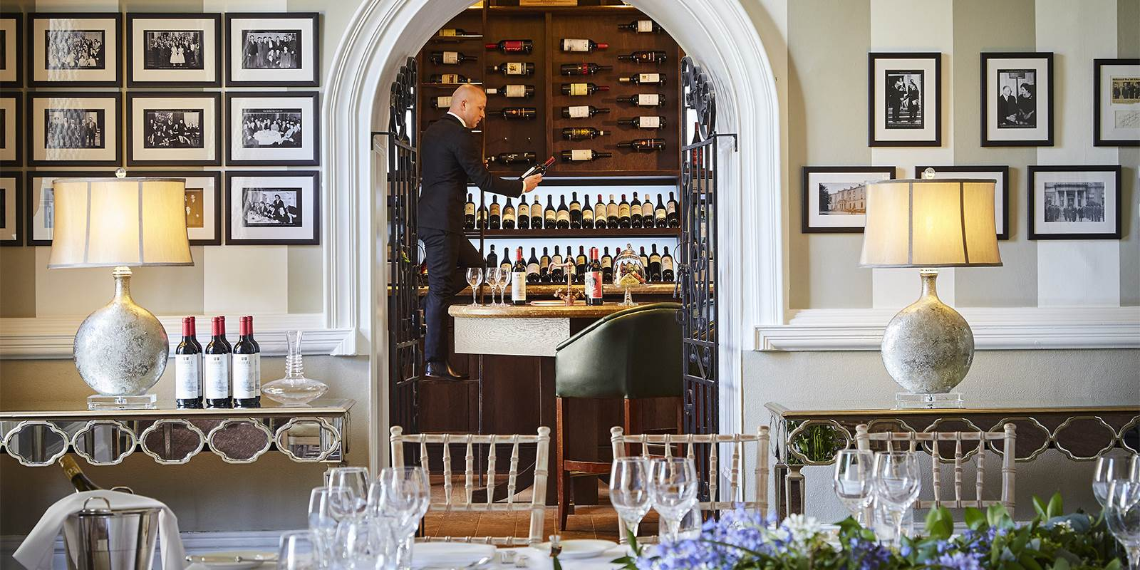 The Killarney Wine Room