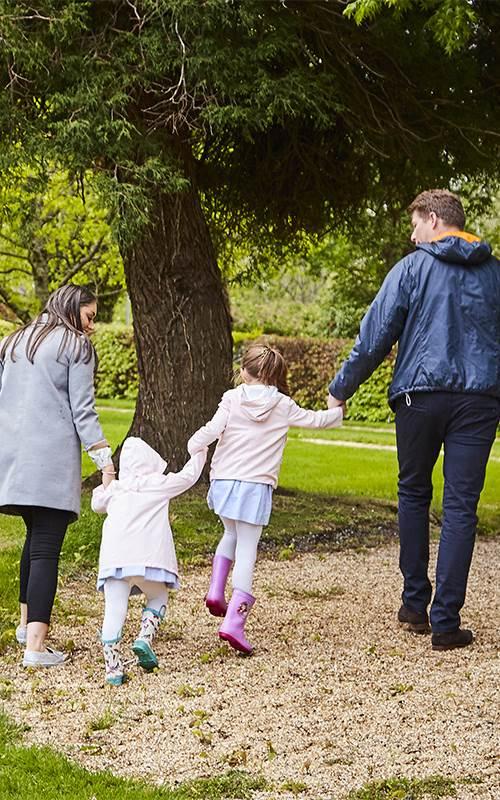 Family Fun in the Gardens