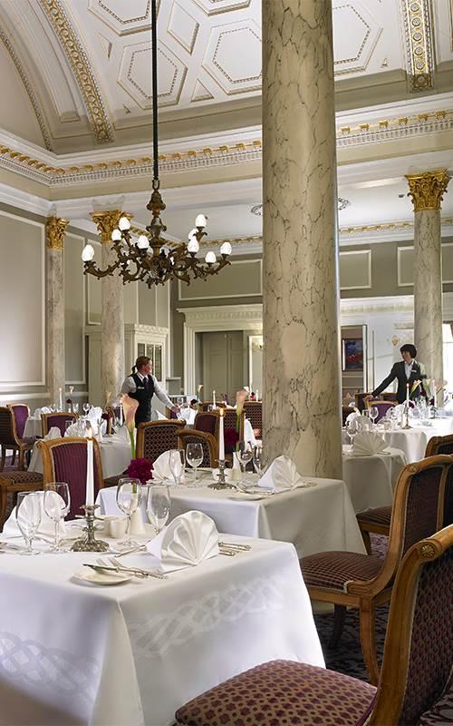 The Garden Room Restaurant 2