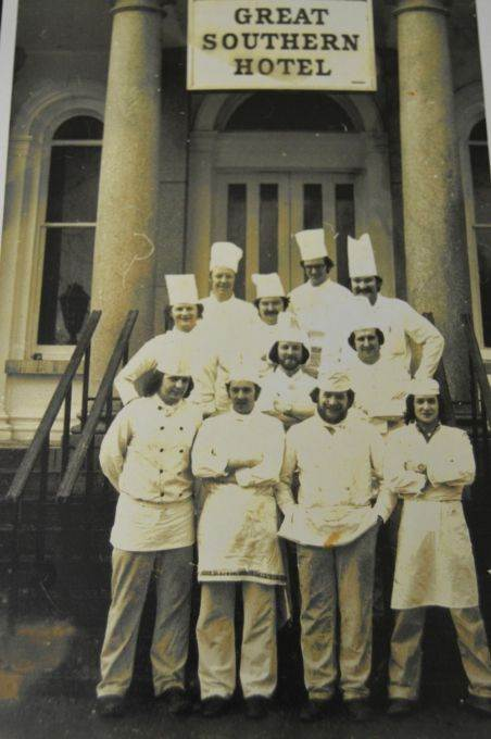 1978 Great Southern Hotel Chefs