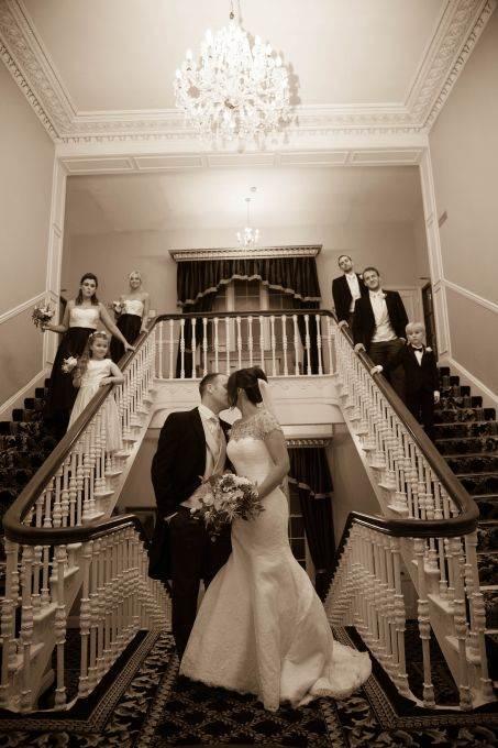 Stairway Kiss