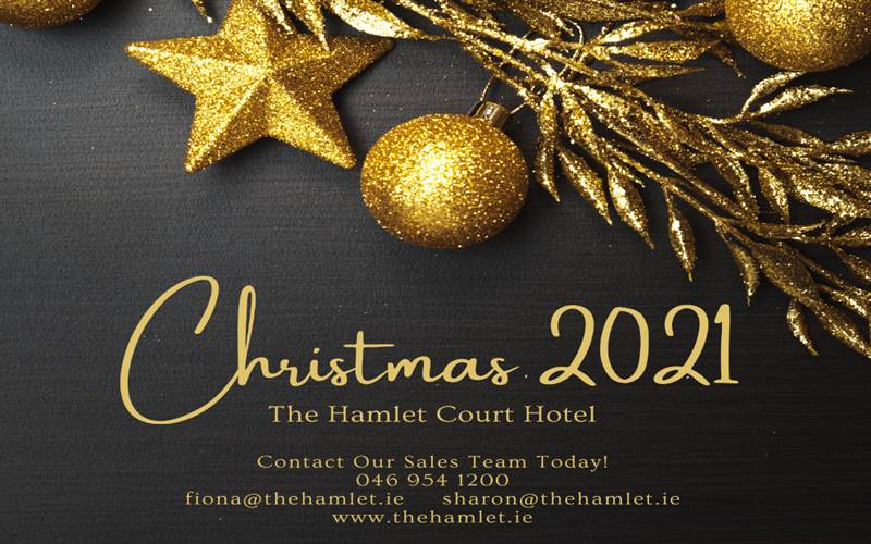 Christmas Party Night - Saturday 4th December 21