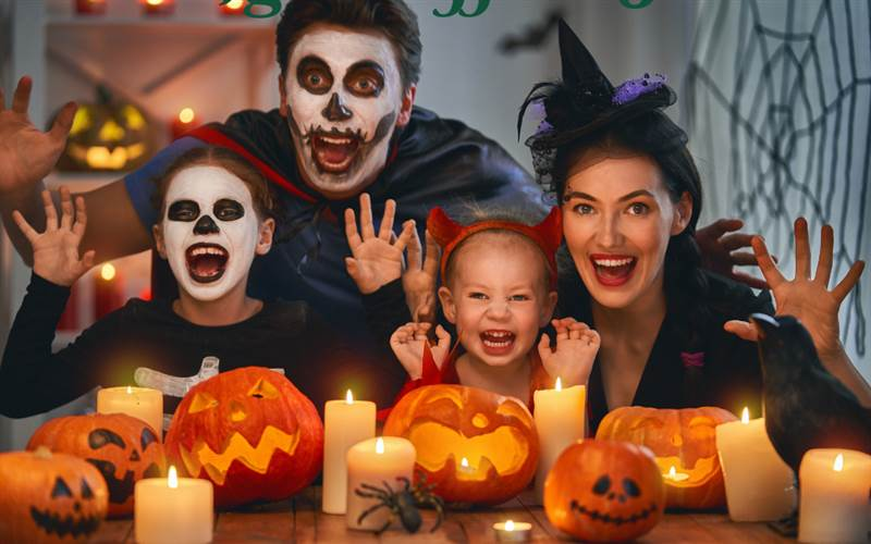 Family Halloween Break 2021