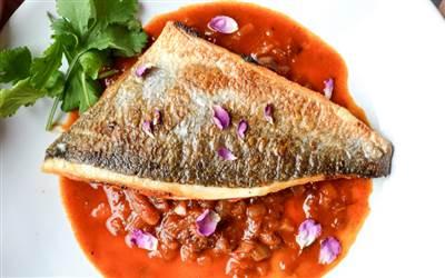 Hamlet Court Fish Dish
