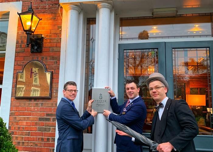 Hayfield Manor Joins Prestigious International Hotel Collection