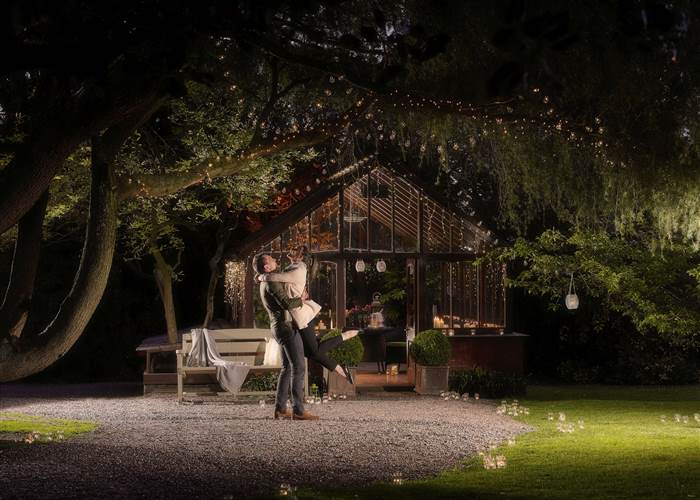 Love is in the at Hayfield Manor!