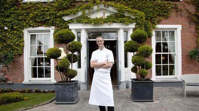Executive Head Chef Mark Staples