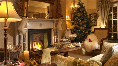 Christmas Drawing Room