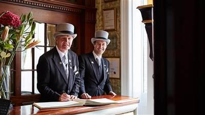 Michael & Frank - Concierge Team
