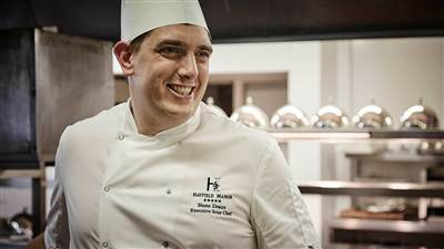 Shane Deane - Executive Sous Chef