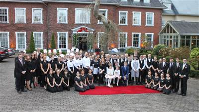 Hayfield Manor Staff