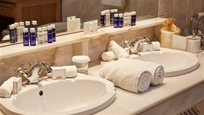 Elemis Bathroom Amenities