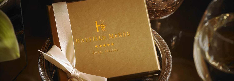 Hayfield Manor Gift Voucher