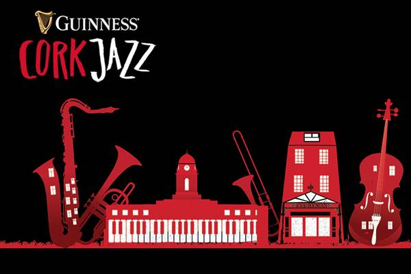 Guinnes Cork Jazz Festival at the Everym
