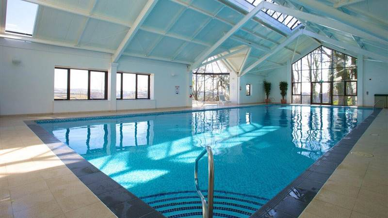 Covid-19 guidelines cause leisure facility to close at Highbullen Hotel