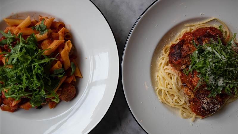 Restaurant 1931 pasta