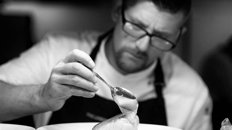 Head Chef mike kenyon