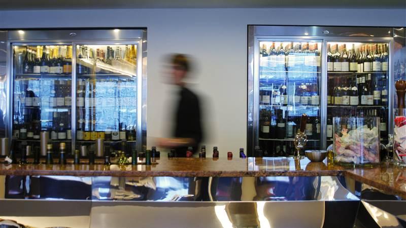 Bar at Hope Street Hotel 4star