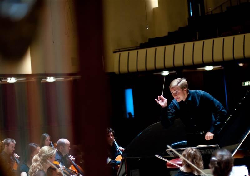 philharmonic concertgoers