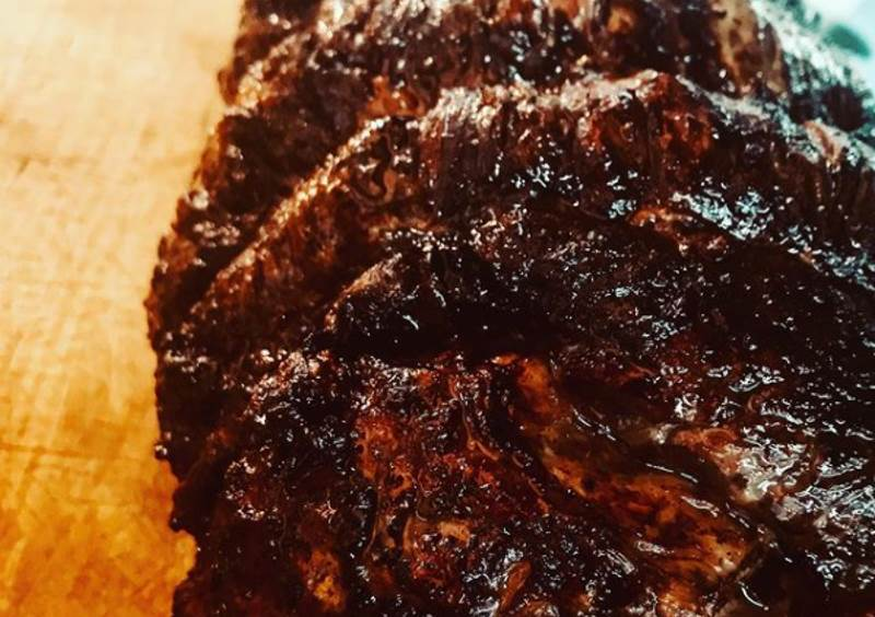 rib of beef  Mike800