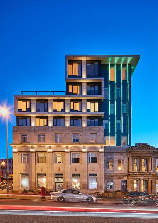 Luxury Hope Street Hotel in Liverpool