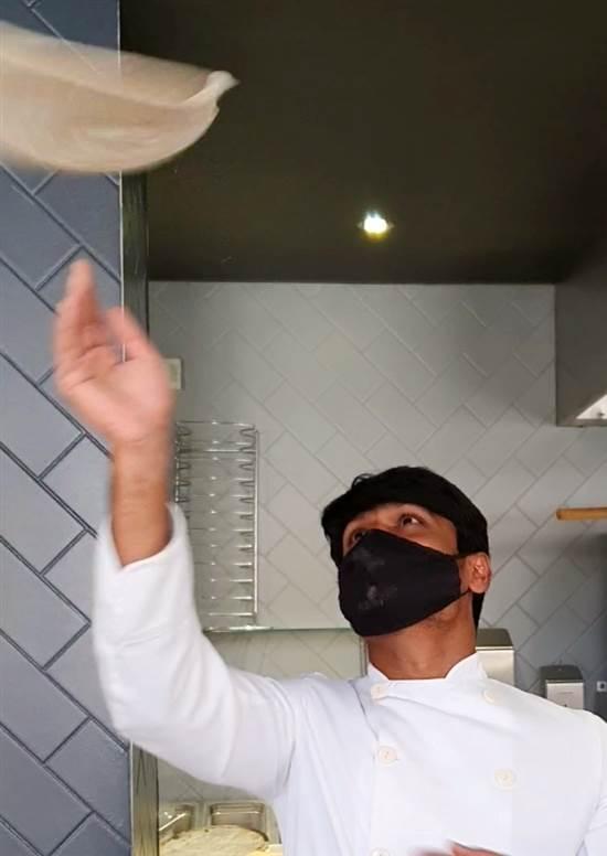 Head Chef Vijay