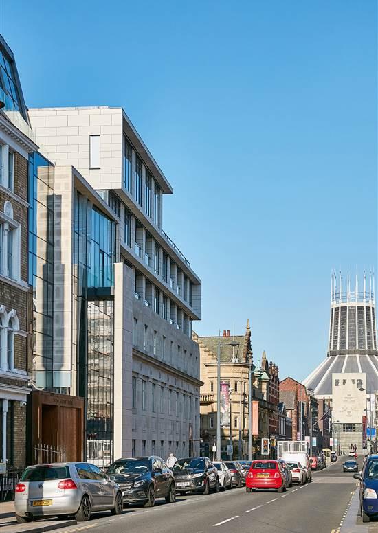 4-Star Hope Street Hotel in Liverpool