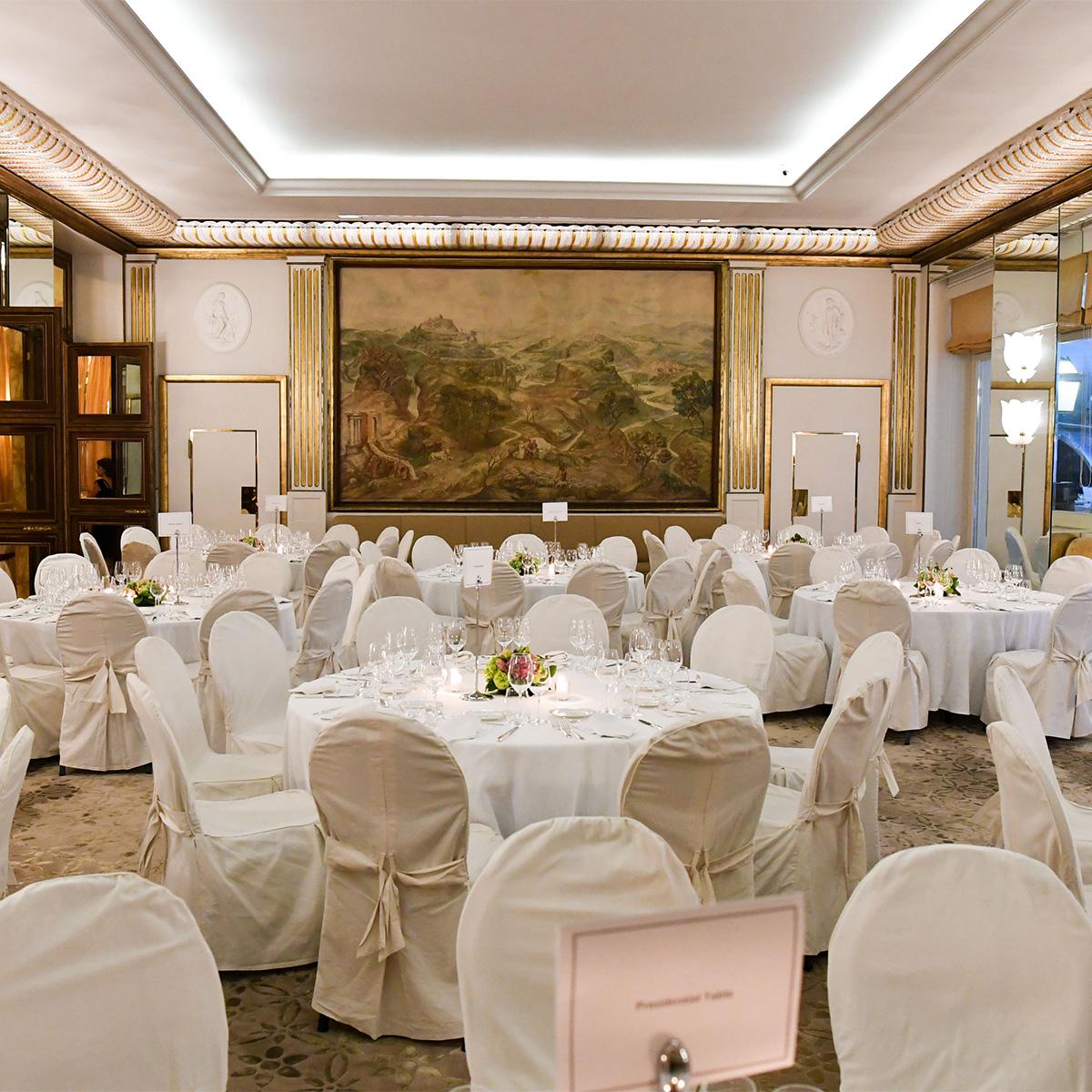 Salone Medici gala dinner