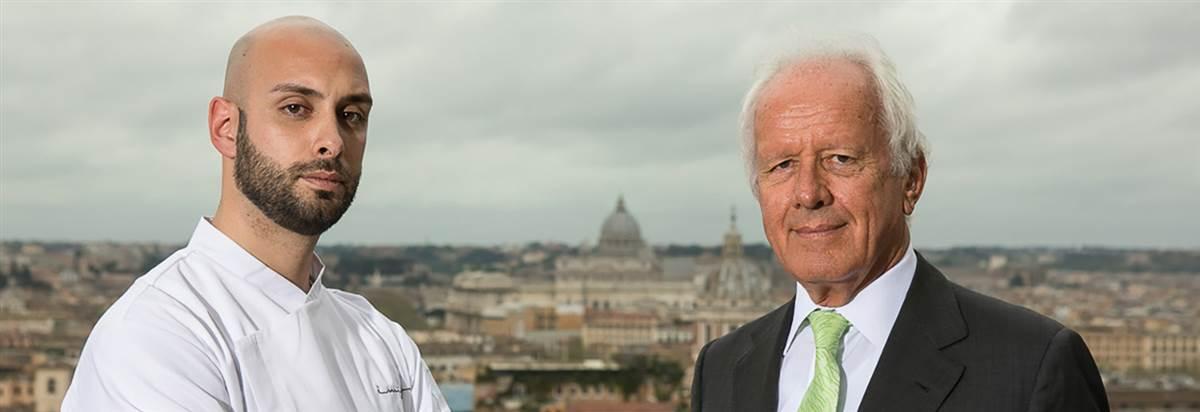 Andrea Antonini e Roberto Wirth mid 2