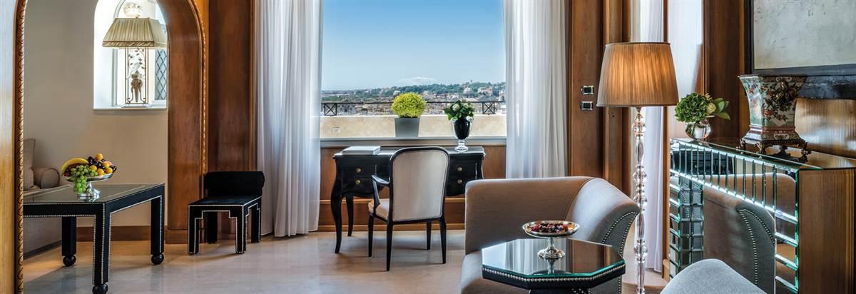 Villa Medici Penthouse 2
