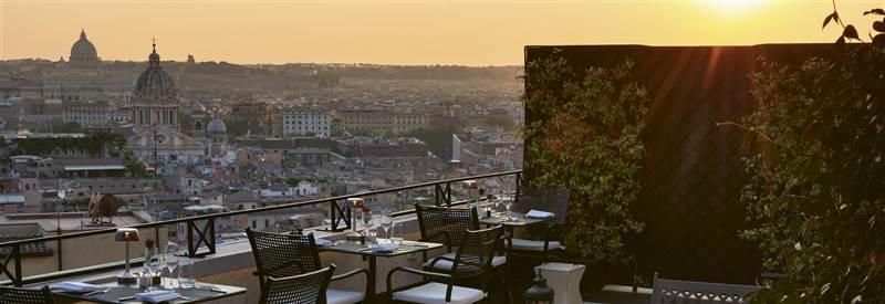 Panoramic Terraces Rome