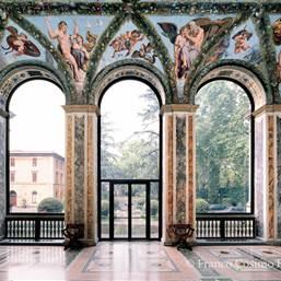 Villa Farnesina Loggia di Amore e Psiche
