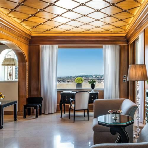 Penthouse Villa Medici Suite