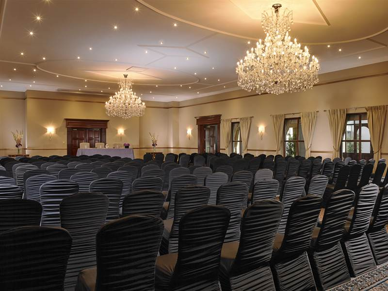 Conference at Hotel Woodstock