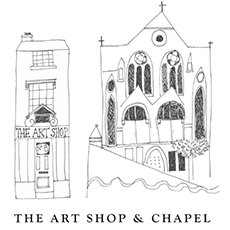 Art shop and Chapel