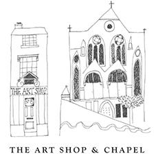 Art shop and Chapel