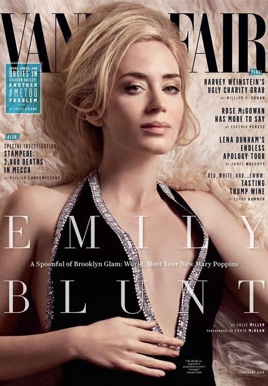 Vanity Fair February 2018
