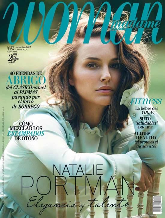 Woman Madame Figaro Noviembre 2017