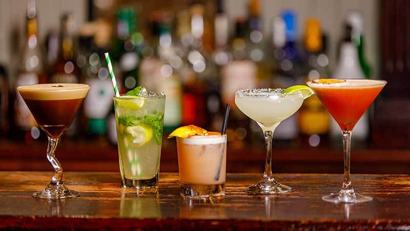Cocktail-Menu