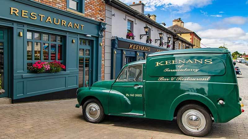 Keenans-Vintage-Van