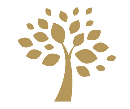 Footer Tree Logo